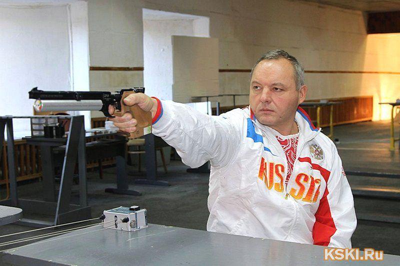Андрей Лебединский – чемпион России 2019 года по пулевой стрельбе (спорт лиц с ПОДА)